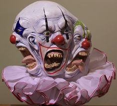 CLOWING AROUND WITH CLOWNS...Beware scary clowns!