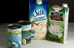 Know Your Coconut Milks: What type of coconut milk to use in this recipe? A quick guide. |www.flavourandsavour.com