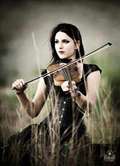 dark, musical, elegant, peaceful, fields, gothic, plain