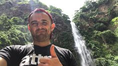 I SAW MY FIRST WATERFALL   DAILYVEE 243 Gary Vaynerchuk, I Saw, Ghana, Waterfall, Waterfalls