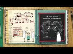Here's a great video from BBC Two that aims to explain complex science concepts in an engaging way.