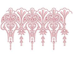 Embroidery Design: Heirloom From The Vault 10 Design 10 X