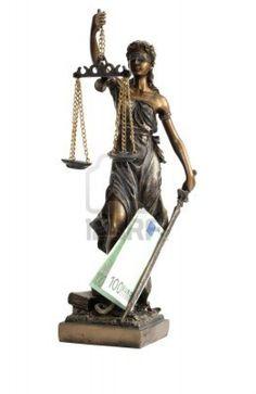 Femida diosa de la justicia