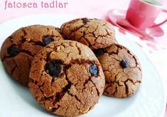 Çikolatalı Cookie Tarifi - Yemek Tarifleri Sitesi