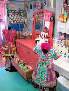 one more sewing room