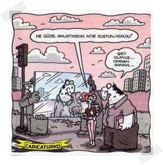 The post Şey olmuş ondan sonra appeared first on Karikatur XL. Caricature, Cartoon Characters, Peanuts Comics, Humor, Photo And Video, Memes, Funny, Instagram, Ankara