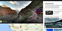 Google Maps Views, los lugares más bellos en panorámicas de 360 grados