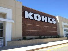 Tips for saving money at Kohl's stores