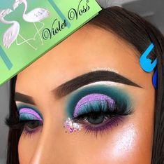 Summifit Professional Make-up Pinsel Set Powder Foundation Contour Blending Lidschatten Eyeliner Bronzer Lip Brush Kit - Makeup Products Lipstick Cute Makeup, Glam Makeup, Makeup Inspo, Beauty Makeup, Eyeliner, Eyeshadow Makeup, Maybelline Eyeshadow, Pink Eyeshadow, Eyeshadow Brushes