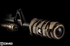 Griffon Industries HMMS Suppressor Wrap by DMG