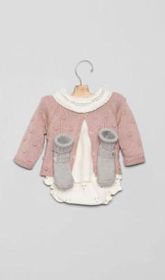 Ropa para Bebés Recién Nacidos   Tienda Online Nicoli L1602006-pp Bebe