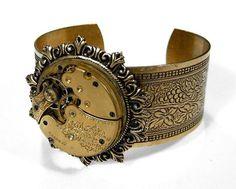 Vintage klokker gjort om til fantastiske smykker! Del 1! (Martine G)
