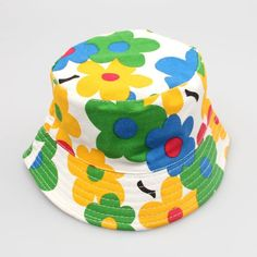 2017 Summer Unisex Kid Bucket hat Photography Hat Kids Sun Hat Floral CapsTravel Necessity for Boys Girls Children Drop Shipping Baby Sun Hat, Baby Girl Hats, Girl With Hat, Baby Girls, Summer Boy, Summer Hats, 2017 Summer, Kids Bucket Hat, Floral Bucket Hat