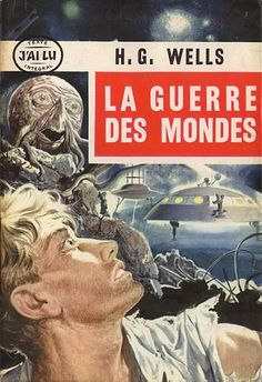 War of the Worlds - J'ai Lu, 1959