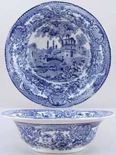 Bowl Elkin Knight 1850