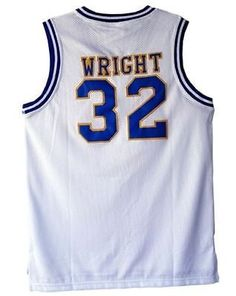 b78142aa921 Monica Wright Jersey 32 Basketball Movie Crenshaw Love and Basketball White  Sewn Welcome to Taliaexpress – the Shop for Basketball T-shirts, Jerseys,  ...