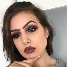 "28 Likes, 7 Comments - MorpheXJaclynHill (@morphexjaclynhill) on Instagram: ""Beautiful @beholder.of.beauty using Moprphe X Jaclyn Hill Palette, great job, girl! ••• #morphe…"""