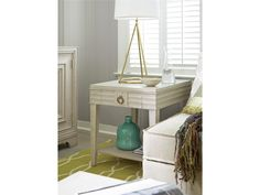 California | Drawer End Table