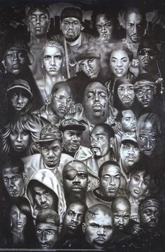 Unknown - Hip Hop - art prints and posters