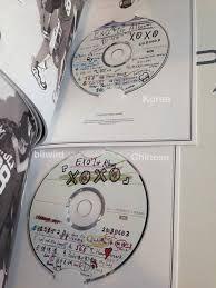 xoxo ne album !!! #wolf #xoxo #exo #new #album #kpop