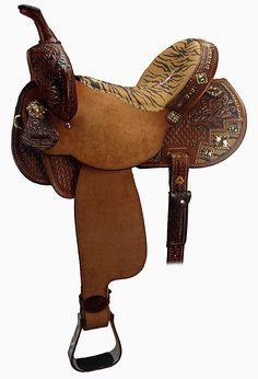 Pozzi Pro Racer- Barrel Saddle $3600.00....I want