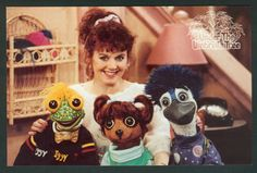 Kinda remember this show. I have memories of the puppets on this show. Childhood Fears, 90s Childhood, My Childhood Memories, Childhood Friends, 90s Tv Shows, 80s Kids Shows, Umbrella Tree, The Good Old Days, Back In The Day