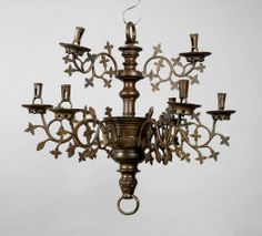 Chandelier, 15th–16th century