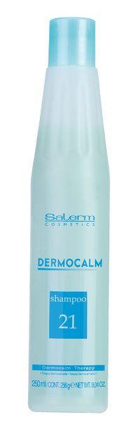 CHAMPÚ DERMOCALMANTE - COMERCIAL JUCAR SL Champú ideal para cabellos y pieles sensibles. Combina acción de lavado suave con agentes relajantes para el cuero cabelludo.