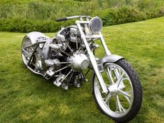 Custom Choppers by Jesse James | Jesse James Airstream Chopper | Totally Rad Choppers