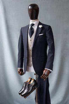 Wedding Dress Men, Wedding Suits, Dress Man, Vintage Men, Smoking, Oxford, Mens Fashion, Formal, Clothing