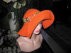 another summer hat - my own design Summer Hats, Knitting, Design, Fashion, Moda, Tricot, Fashion Styles, Cast On Knitting, Stricken