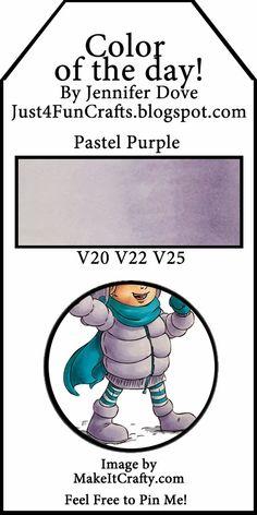 Copic Color Combos: Pastel Purple via Jennifer Dove Copic Marker Art, Copic Pens, Copic Art, Copic Sketch Markers, Copics, Prismacolor, Copic Color Chart, Copic Colors, Copic Markers Tutorial
