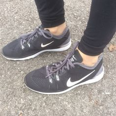 Nike free 5.0 running shoes Worn less than 5 times I just need a smaller size. Almost like new condition. See pix ask questions. Women's 10 Nike Shoes Athletic Shoes