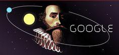 Johannes Keplers 442-års fødselsdag