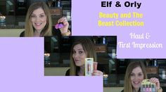E.L.F Makeup and Orly Nail Polish - Haul & First Impression!