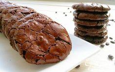 Шоколадное печенье без муки | Кулинарные рецепты от «Едим дома!»