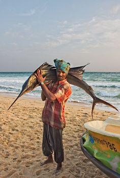 Beautiful colors in Sri Lanka