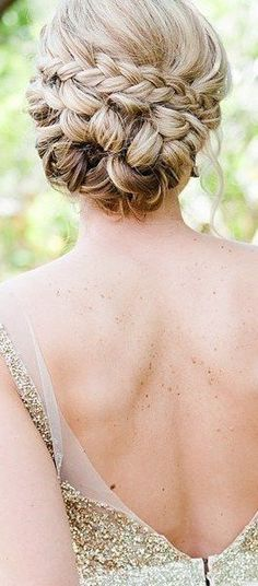 15 Stunning Summer Wedding Hairstyles #weddinghairstyles