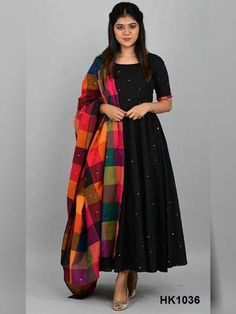 BS Presents Bollywood gown Catalogue of Banglori silk satin fabric party wear black colour Designer gown with pearl work at affordable price buy online from Surat exporters - Ethnic Collection Salwar Designs, Kurti Designs Party Wear, Kurta Designs Women, Kurti Neck Designs, Dress Neck Designs, Lehenga, Indian Designer Outfits, Designer Gowns, Designer Kurtis Online