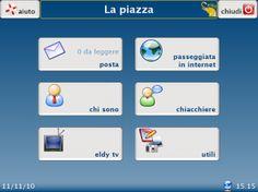 ELDY il browser per gli anziani,i pigri e i neofiti del web