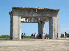 13. Apollo 1 Launch Complex 34 Most Haunted Places, Scary Places, Tampa Theatre, Haunted Tours, Famous Legends, Places In Florida, Cape Canaveral, Florida Travel, Florida 2017