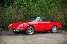 1976 Alfa Romeo Spider - Silverstone Auctions