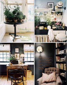 Black is the ultimate decorating tool.    Google Image Result for http://lorissashepstone.com/wp-content/uploads/2009/10/lonny-interior.jpg