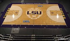 college basketball court - Google Search