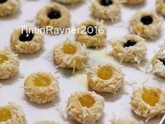 Resep Blueberry Lemon Thumbprint Cookies with Cheese Super nagih oleh Tintin Rayner - Cookpad Spritz Cookies, Thumbprint Cookies, Cake Cookies, Brownie Recipes, Cookie Recipes, Egg Tart, Recipe Steps, Christmas Cookies, Nutella
