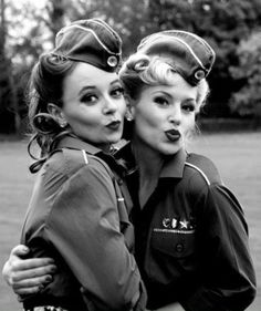 Original pin up girls
