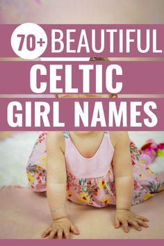 Male Baby Names, Celtic Baby Names, Irish Girl Names, Girl Names With Meaning, New Baby Names, Dog Names, Elegant Girl Names, Unique Girl Names, Unusual Baby Names