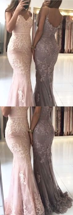 Elegant Prom Dresses, long Evening Gowns 2018 Sexy Prom Dress Shop for La Femme prom dresses. Elegant long designer gowns, sexy cocktail dresses, short semi-formal dresses, and party dresses. Mermaid Gown Prom, Tulle Prom Dress, Mermaid Evening Dresses, Dress Wedding, Chiffon Dresses, Elegant Bridesmaid Dresses, Trendy Dresses, Formal Dresses, Long Dresses