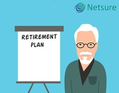 Illustration of elderly man planning for retirement Saving For Retirement, Retirement Planning, Retirement Budget, Affordable Life Insurance, Social Security Benefits, Trump Taxes, Elderly Man, Financial Planner, Free Quotes