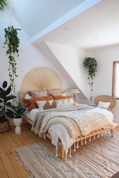 Style Spotlight: Elena Lohse of This House 5000 Room Design Bedroom, Room Ideas Bedroom, Home Decor Bedroom, Bedroom Inspo, Dream Rooms, Dream Bedroom, Boho Room, Aesthetic Bedroom, My New Room